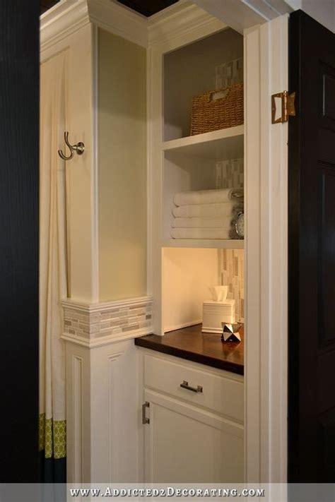 diy bathroom remodel    closet remodel