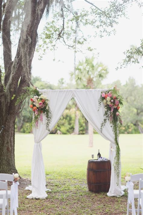 best 25 rustic wedding archway ideas on