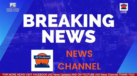 News Break LIVE   May 26,2020 - YouTube