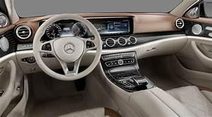 Mercedes Vito Interieur : mercedes benz classe e 2017 l int rieur luxury car magazine ~ Maxctalentgroup.com Avis de Voitures