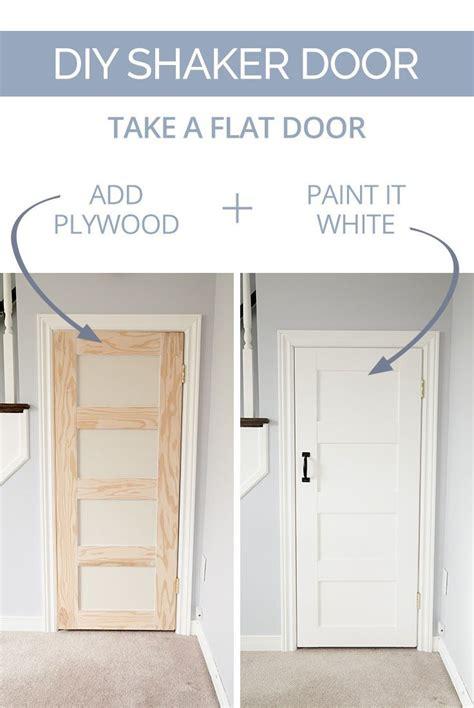 shaker cabinet doors diy 25 best ideas about door molding on craftsman