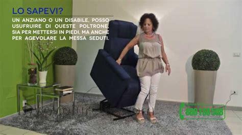 Poltrona Per Disabili Detraibile : Poltrona Relax Anziani E Disabili Elettrica Alza Persona