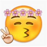 1000 ideias sobre Peace Sign Emoji no Pinterest   S  mbolos De Paz      Facebook Emoticons Peace Sign