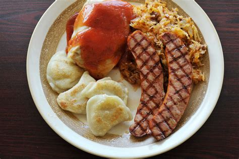 Polish Food A Major Attraction At Latham Festival Times