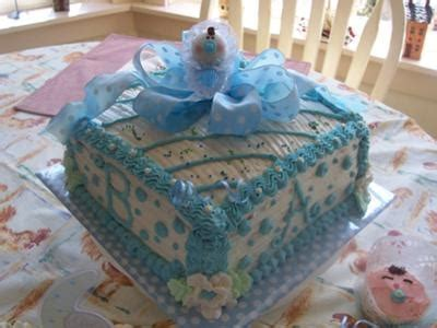 square baby shower cakes 14 best square cakes images on sheet cakes