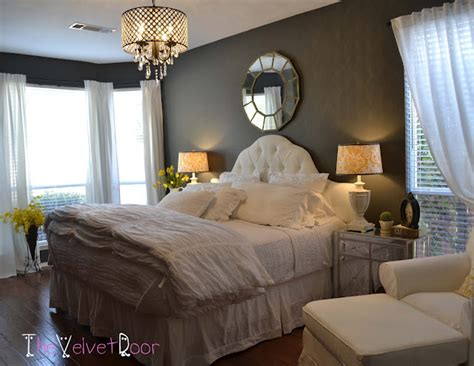 Bedroom Makeover : Master Bedroom Makeovers-how To Nest