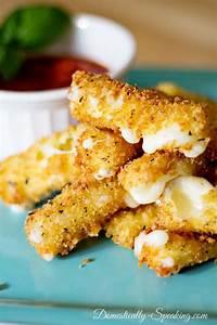 Can, You, Make, Mozzarella, Sticks, With, String, Cheese