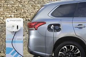 Hybrid Or Electric Car  Ev And Plug