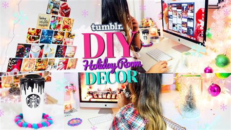 Diy Tumblr Holiday Room Decor Get Inspired For Christmas