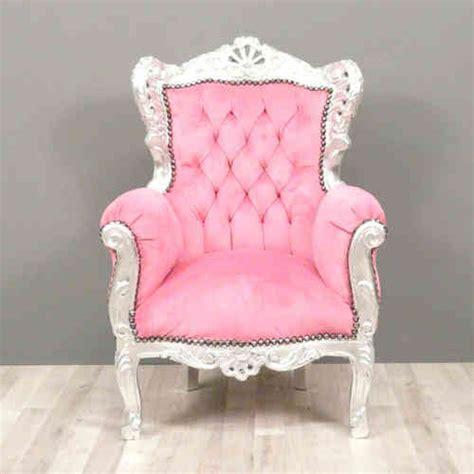 chaise de bureau princesse fauteuil baroque pas cher meuble baroque