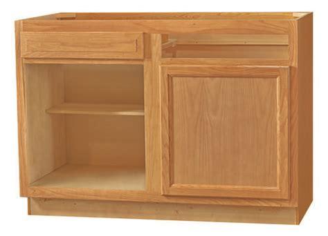 kitchen kompact chadwood 48bc oak blind corner base