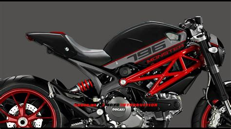 Ducati Picture by New Ducati 769 Edition Italia Nake Bike 803cc