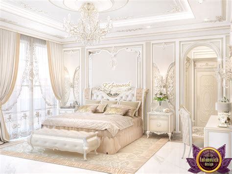 Classic Bedroom Design by Master Bedroom Design In Classic Style