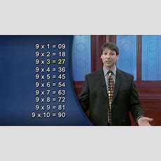 How To Easily Memorize The Multiplication Table I The Great Courses Youtube