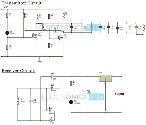 wireless power transfer circuit wireless mobile charger