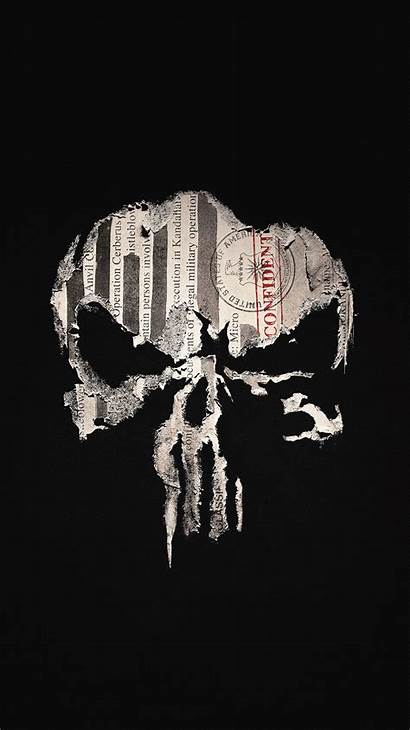 Punisher Phone Wallpapers Marvel Moviemania Flag American