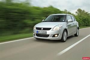 Rappel Constructeur Peugeot 208 : campagne de rappel sur la suzuki swift photo 1 l 39 argus ~ Maxctalentgroup.com Avis de Voitures