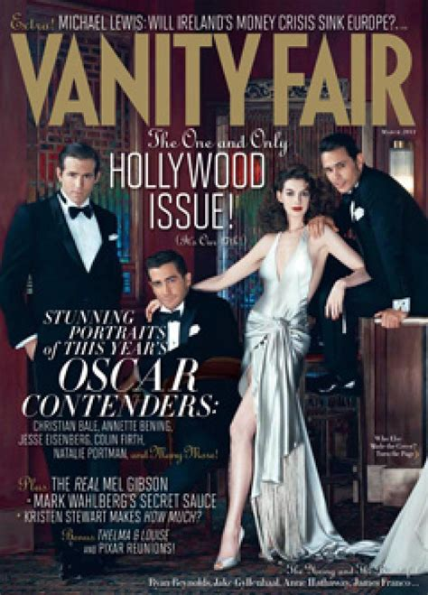 vanity fair issue vanity fair issue debuts with slightly more