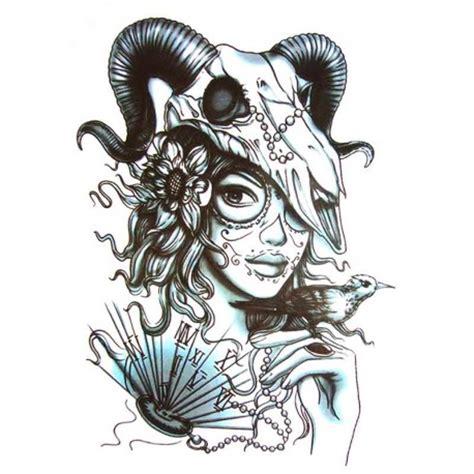tatouage temporaire ou ephemere femme  school