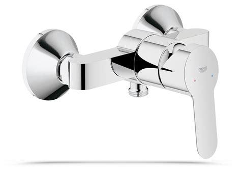 doccia esterno miscelatore doccia esterno grohe startedge per colonna o