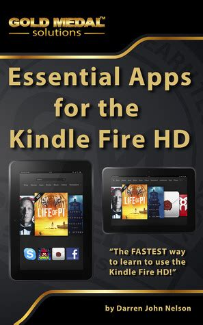 essential apps   kindle fire hd  darren nelson
