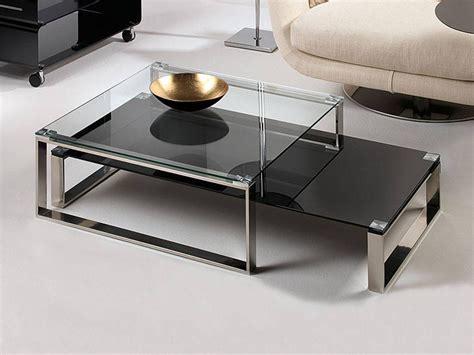 tavoli in vetro per salotto tavolini salotto vetro temperato tavolini da salotto in