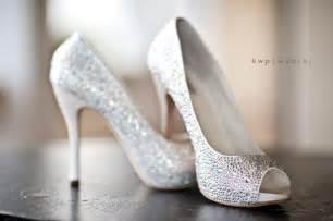 wedding shoes heels sparkly peep toe wedding heels wedding shoes