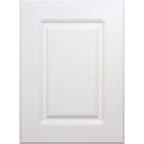 lowes white cabinet doors shop surfaces 13 in w x 28 in h x 0 75 in d rigid