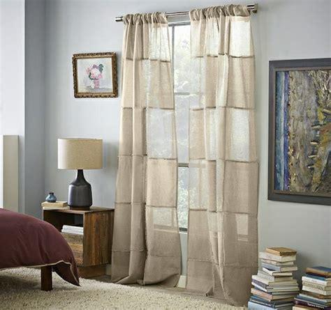 rideaux pour chambre 35 propositions de beau rideau pour le d 233 cor de votre maison