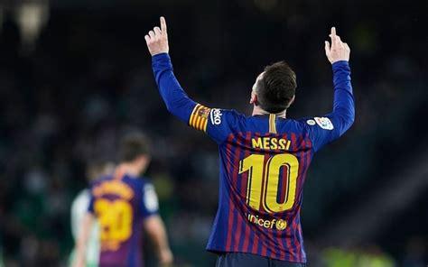 lionel messi  history  barcelona  sealing la liga