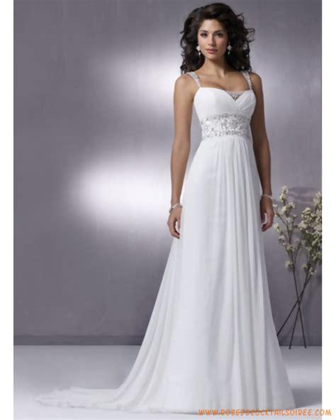 robe longue pas cher pour mariage robe de mariage pas cher longue blanche