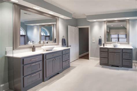 Modern Master Bathroom Colors by Classic Modern Bathroom