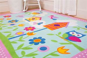 Kids Area Rug Flower : New Kids Furniture - Beautiful And
