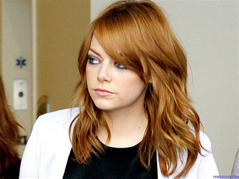 Emma Stone Hairstyles New Hair Now