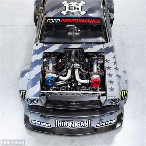 hoonigan mustang suspension ken block s hoonigan v2 1400hp mustangby american cars