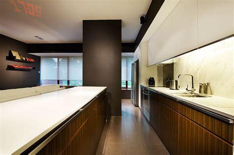 white kitchen island table condo kitchen designs nomu condo kitchen interior design