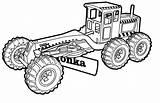 Backhoe Coloring Construction Bulldozer Getdrawings Printable Getcolorings sketch template
