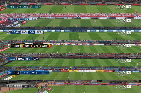 pes 2017 default scoreboards tv logo by txak pes patch