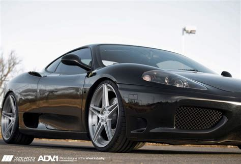 This time i have filmed a brutal sounding ferrari challenge stradale and a ferrari 360 modena which has been modified with a fi. Ferrari 360 Modena custom wheels ADV.1 05 MV2 20x9.0, ET , tire size / R20. 21x11.0 ET