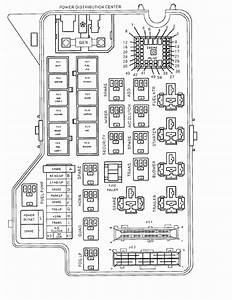 95 Dodge Ram Van Fuse Diagram