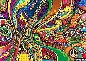 The gallery for --> Colorful Doodle Art Tumblr