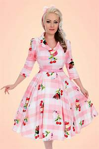 Robe Retro Année 50 : robe vintage et r tro ann es 50 60 ~ Nature-et-papiers.com Idées de Décoration