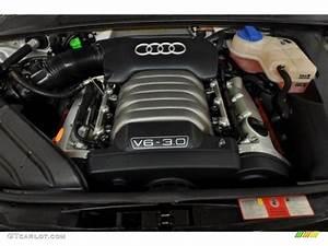 2004 Audi A4 3 0 Quattro Sedan 3 0 Liter Dohc 30