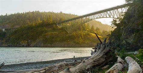 lights kitchen island deception pass bridge today and yesterday