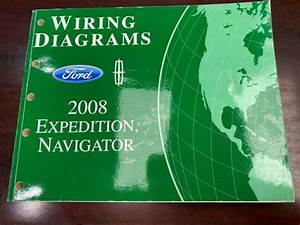 2008 Ford Expedition  Navigator Wiring Diagram