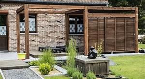 amenagement terrasse exterieur jardin ciabizcom With photo amenagement terrasse exterieur