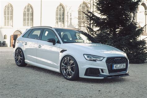 Audi Rs Four by Abt Comes Up With Mental Tune For Audi Rs 3 Sportback