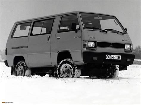 Mitsubishi Delica Backgrounds by Wallpapers Of Mitsubishi L300 4wd 1982 86 1280 X 960