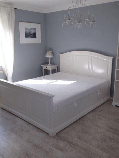 Ikea Birkeland Bett 160x200 + Lattenrost + Matratze Sultan