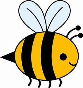 Free Bee Clip Art Pictures - Clipartix